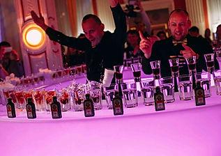 шоу барменов,  коктейль шоу