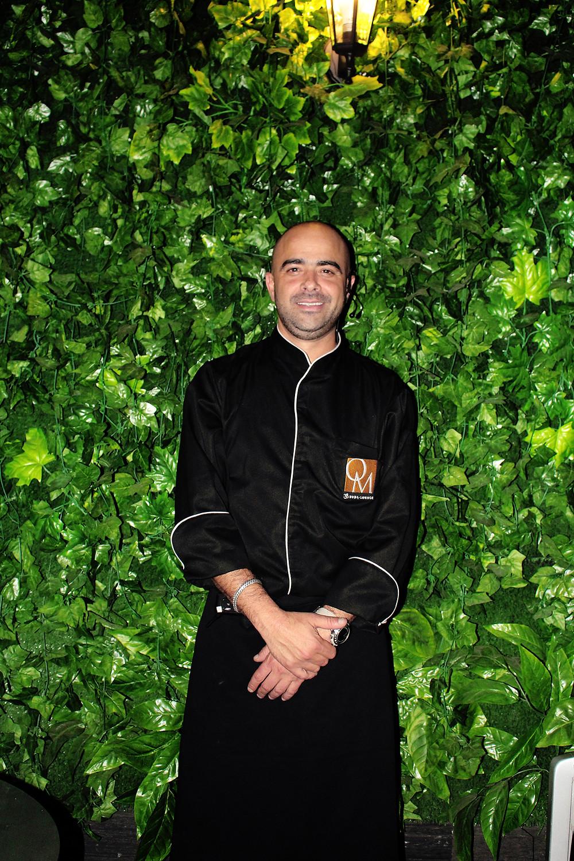 Pipo Villena, Chef Ejecutivo