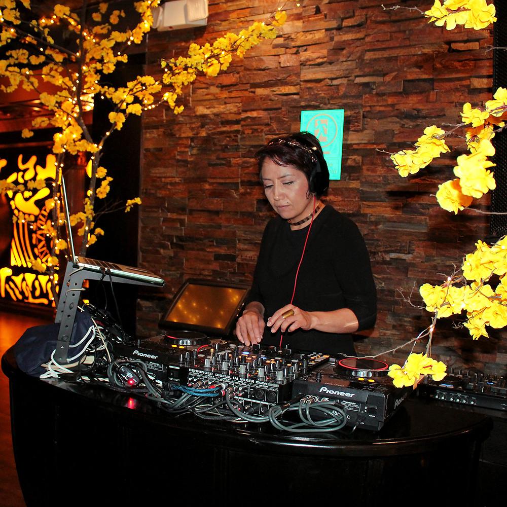 DJ Anabell Trujillo