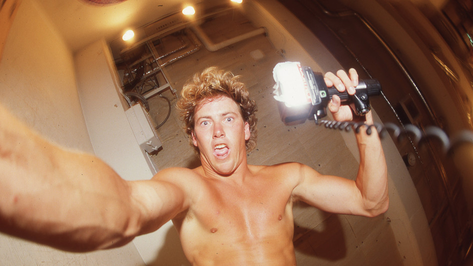 Sonny Miller loved the selfie, before it was called the selfie!