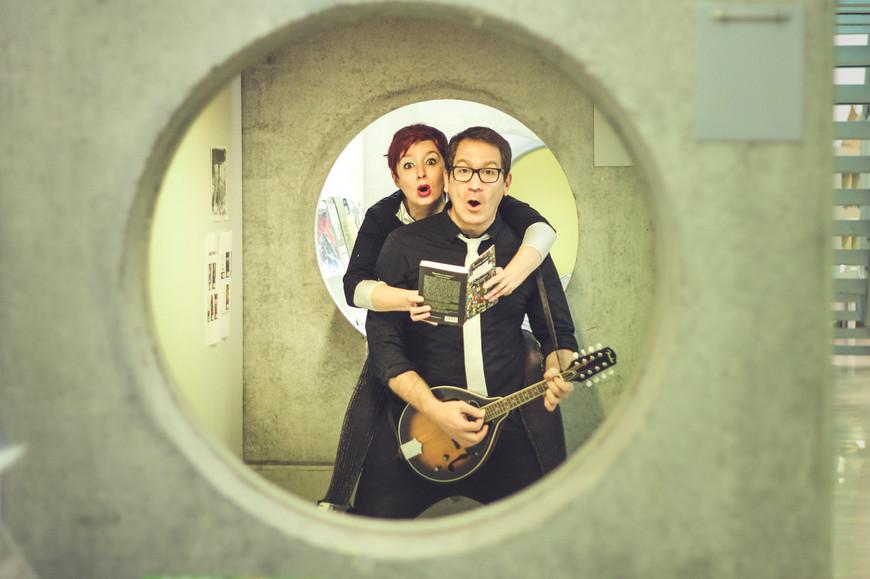 Théophile ARDY & Sabrina LIVEBARDON
