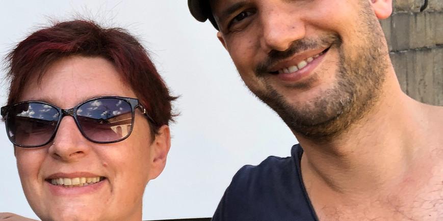 Romain LATELTIN & Sabrina LIVEBARDON