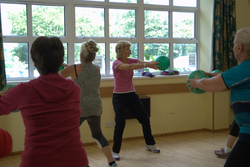 Band-and-Ball-Workout
