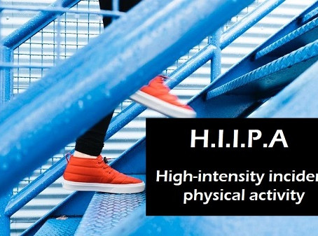 High-intensity incidental physical activity or HIIPA