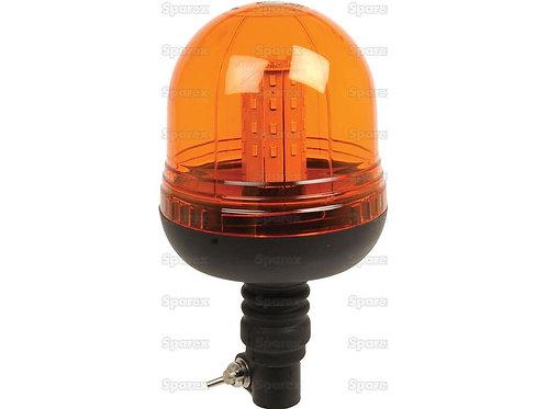"""Lampeggiante da  lavoro a LED  (Arancione), """"SPAREX"""""""