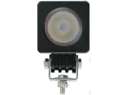 Luce di lavoro LED compatta, cassa in alluminio SPAREX