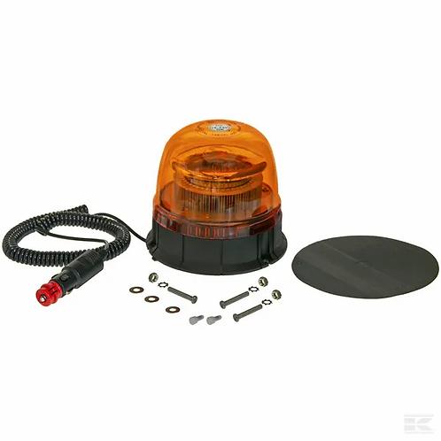 Lampeggiante a LED, magnetico con presa KRAMP