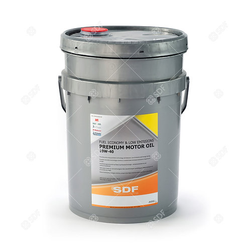 SDF Premium Motor Oil 10W-40