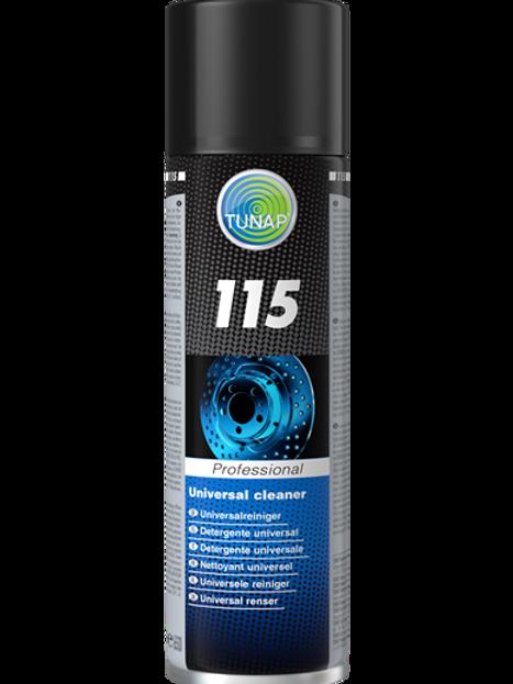 TUNAP Professionale 115 Detergente Universale Spray Freno e Frizioni
