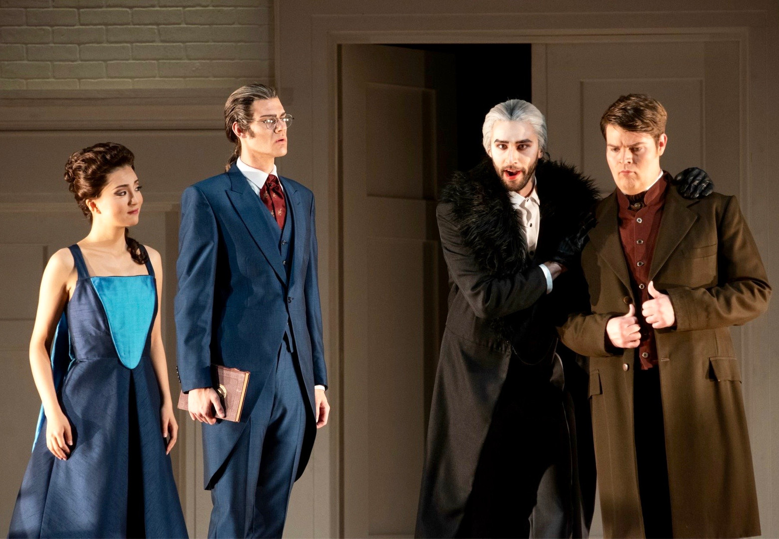 The Rake's Progress, Merola Opera