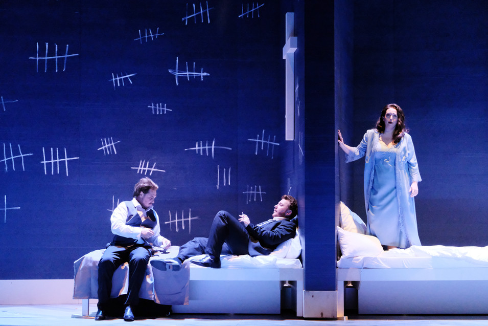 As Donna Elvira in Don Giovanni