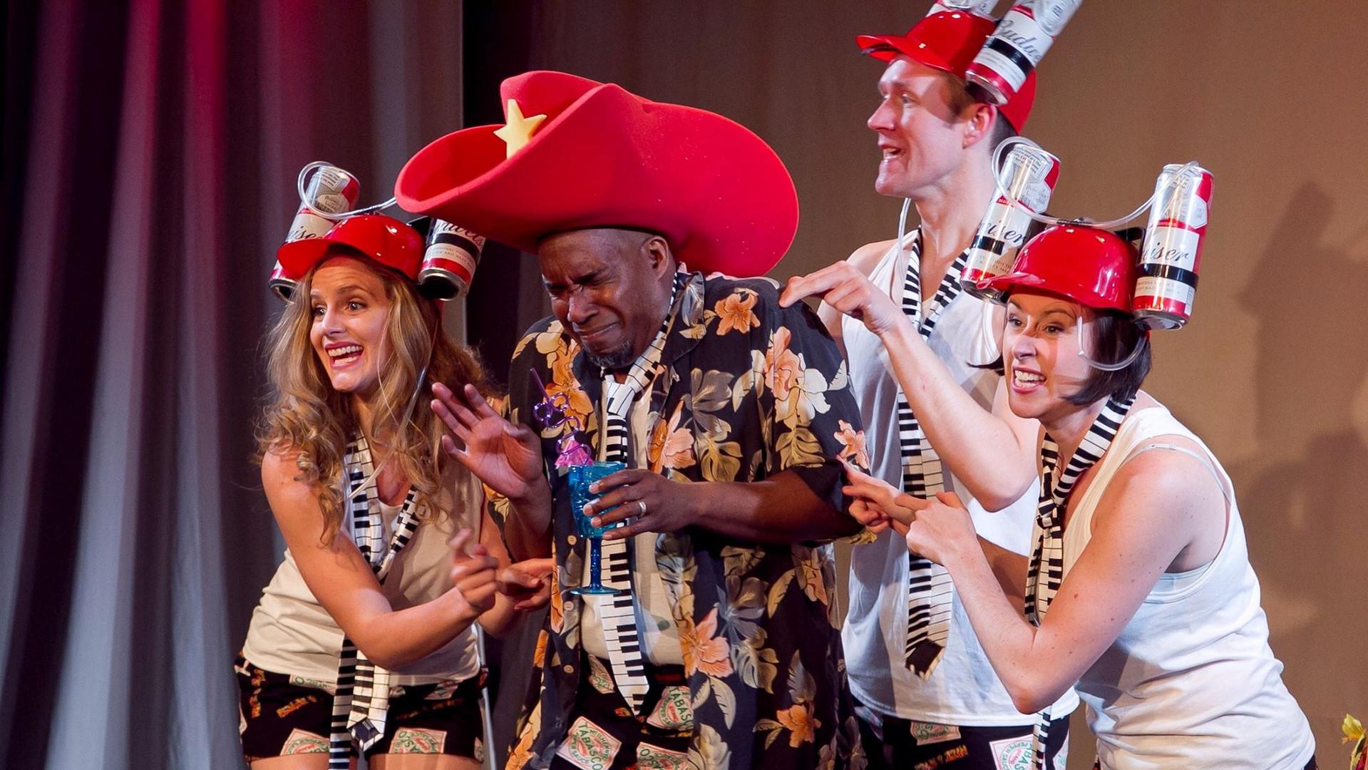 Performing in Flash Operas