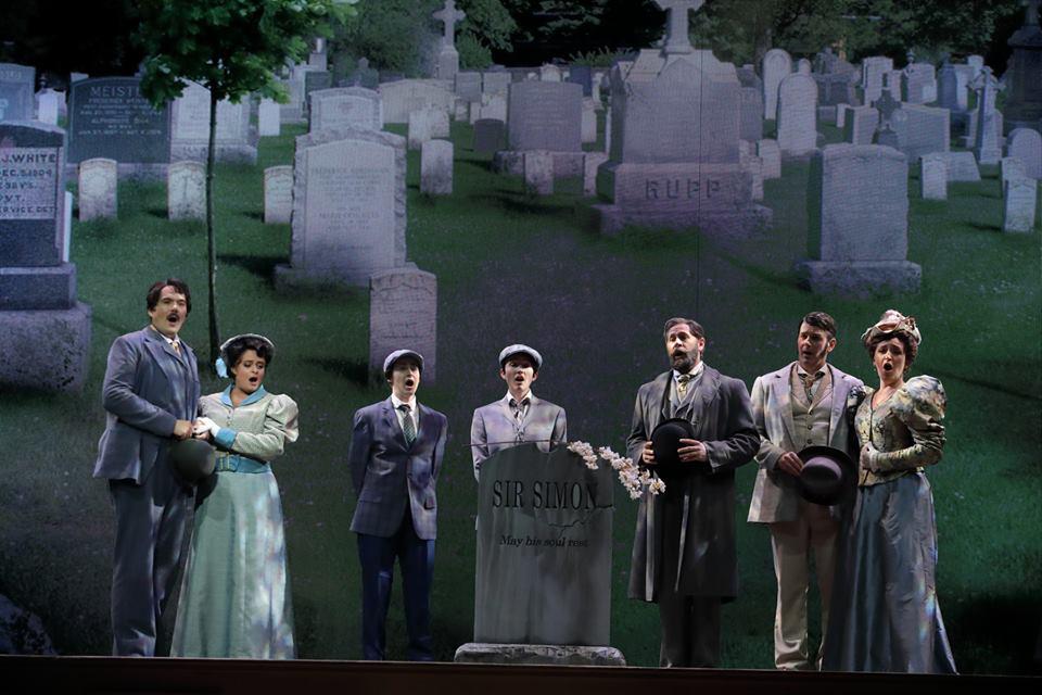 The Canterville Ghost | LA Opera
