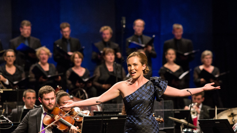 Performing at the Verbier Festival 25th Anniversary Gala