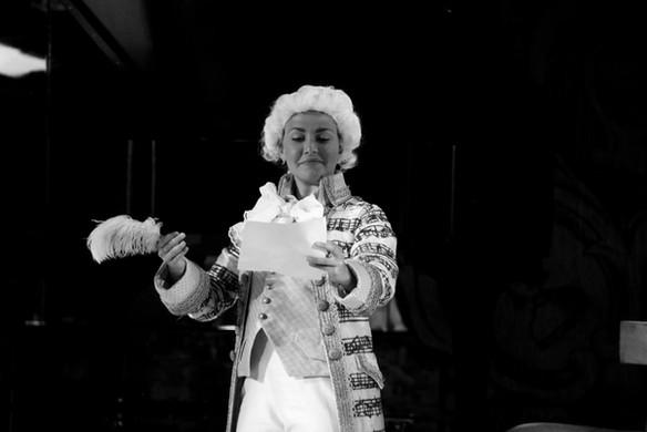 Mozart/Donna Anna, The Classical Style (Aspen Music Festival)