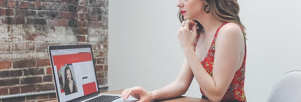 Jennie: Design/Brand Consult (1 Hour)