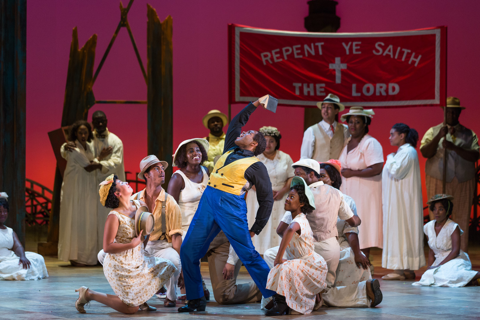 Glimmerglass Festival, Porgy and Bess