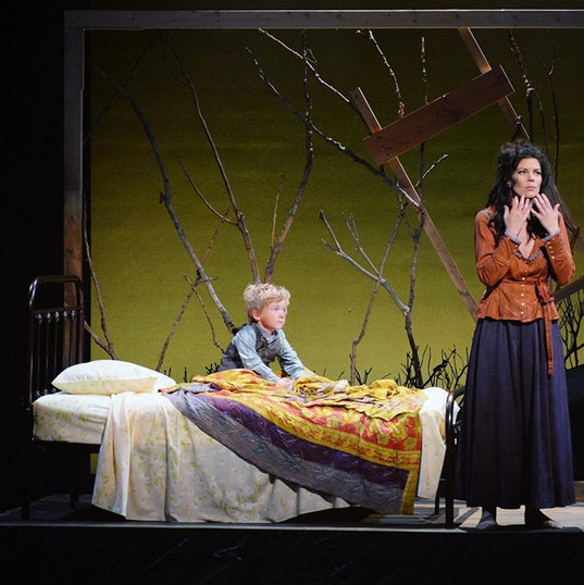 As Marie in Wozzeck