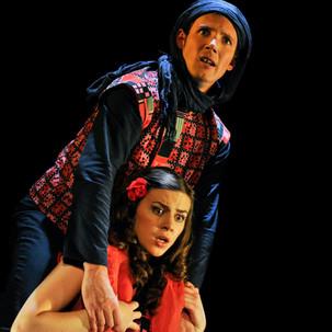 Gülyanak in Wüstenwind by Selim Dogru (Nationaltheater Mannheim 2010-2012)