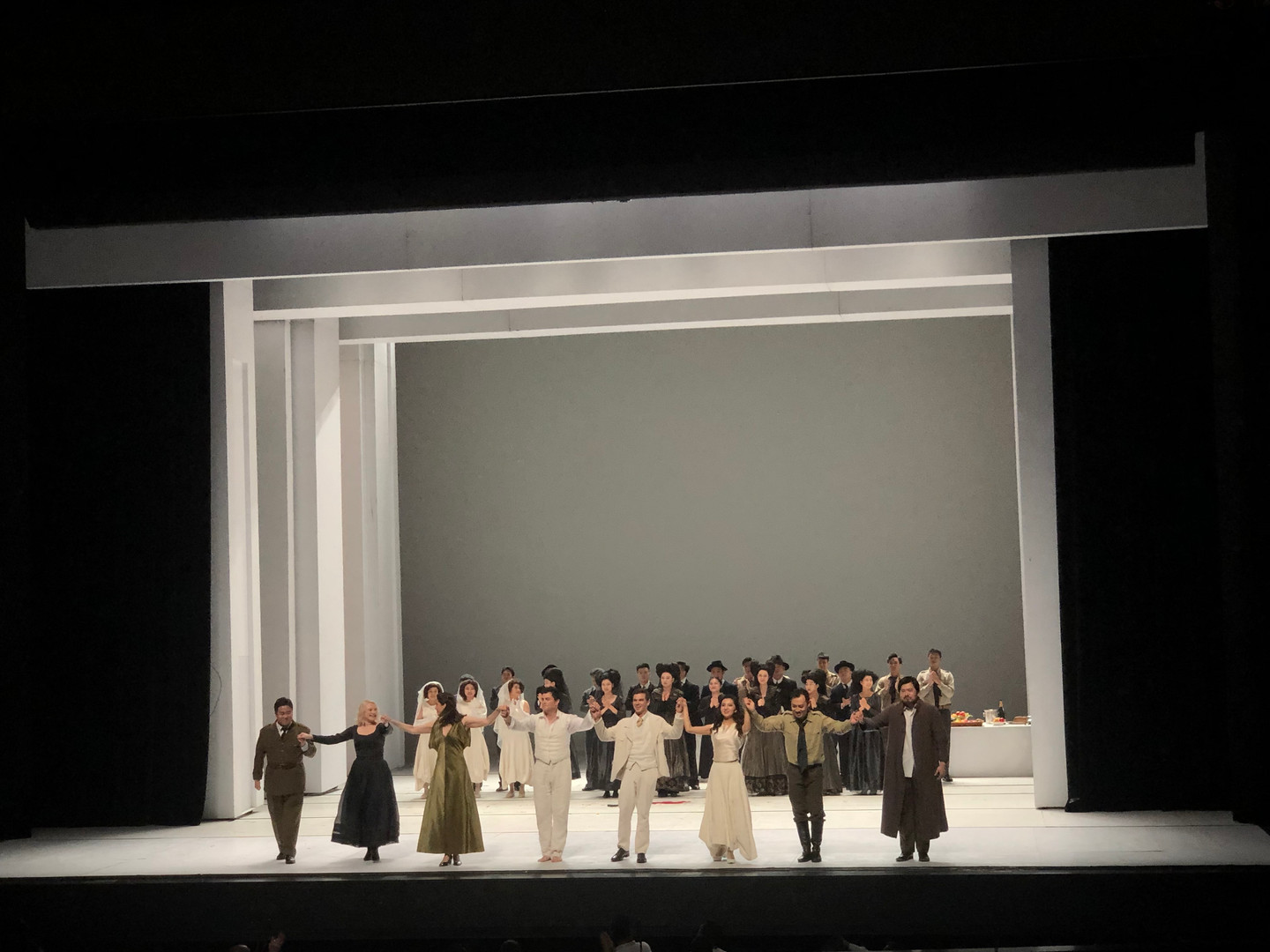Don Giovanni, Guangzhou Opera House