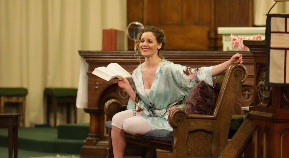 As Norina in Don Pasquale