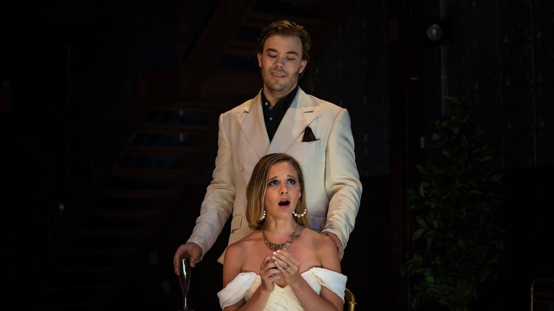 As Zerlina in Don Giovanni