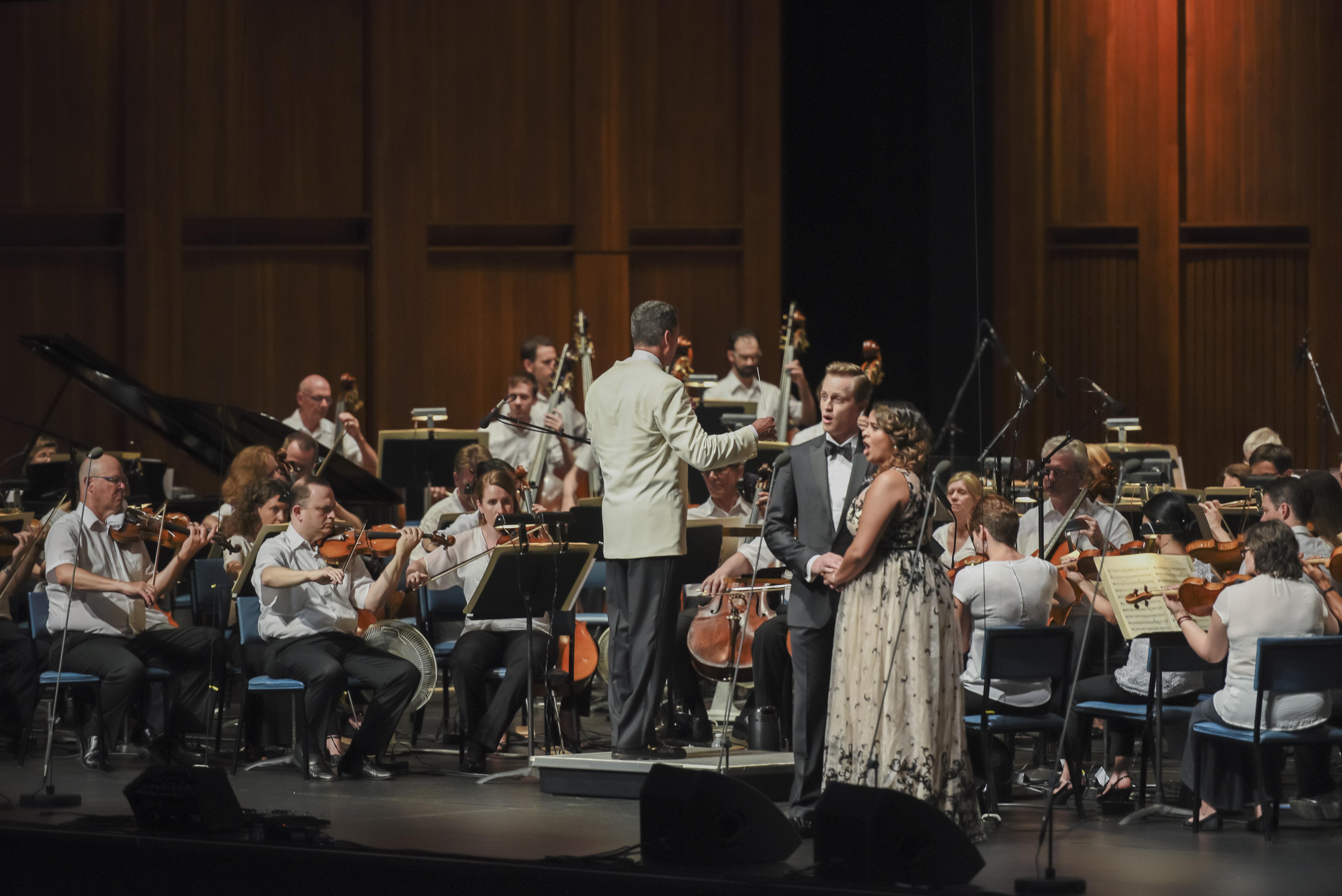 National Symphony Orchestra 2016