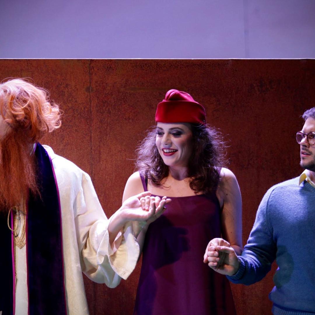 Sonyetka in Lady Macbeth from Mzensk (Opernhaus Zürich 2016)