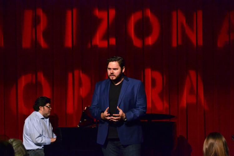 In recital with Arizona Opera