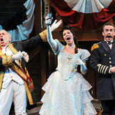 As Josephine in HMS Pinafore