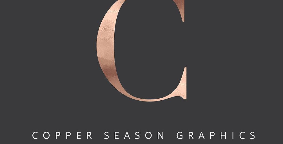 Copper Season Graphics