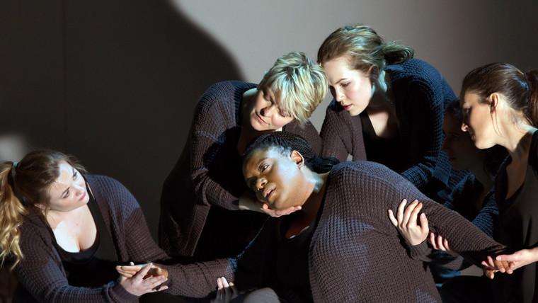 Performing in Philip Venables' 4.48 Psychosis