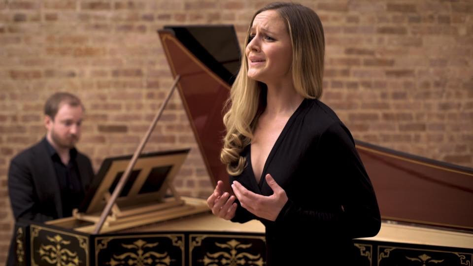 Performing in L'Eraclito amoroso