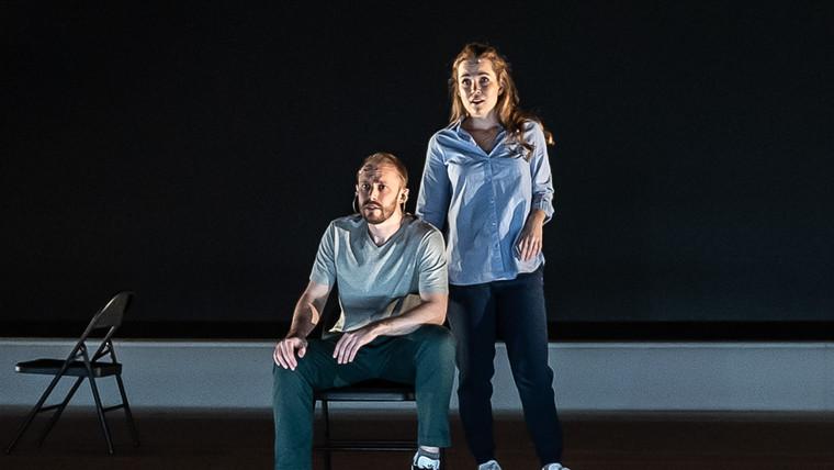 As Katya in Denis & Katya