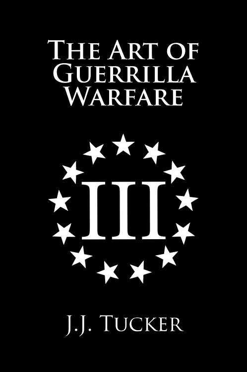 The Art of Guerrilla Warfare [RESELLER CASE OF 50]
