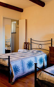 Charming accommodations in the Tuscan style. Synergy Yoga RVA in Italy