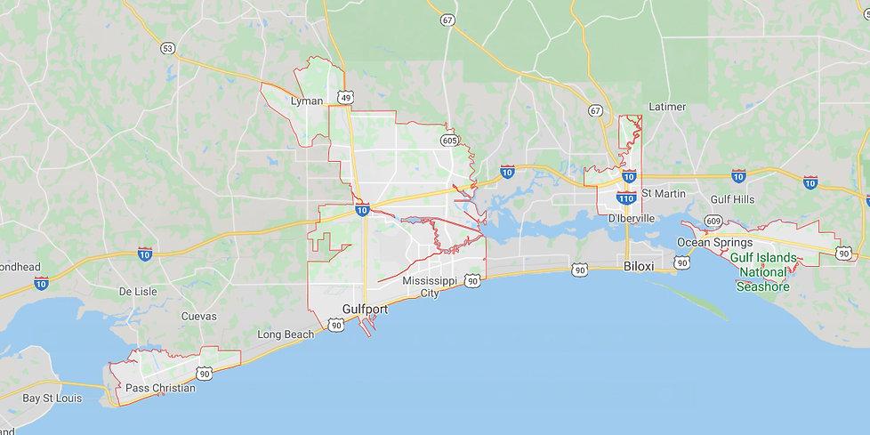 Gulfport Biloxi T Ryals Emergency Servic
