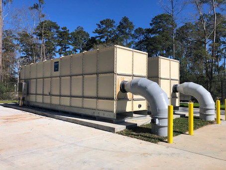Anua Receives PO for Two AiraShell® Odor Control Systems