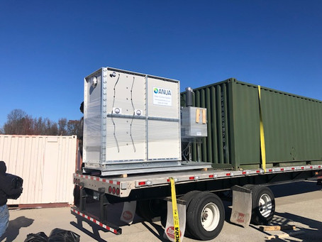 Hitting the Road: Anua Sends Another AiraHybrid System on its Way