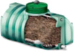 Anua Biocoir coconut fiber biofilter onsite wastewater treatment solutions wastewater treatment solution