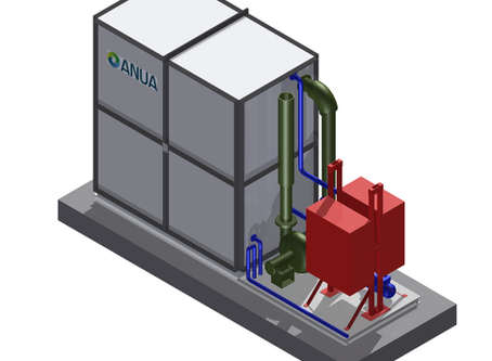 Anua Receives Order for Another AiraHybrid™ Odor ControlSystem
