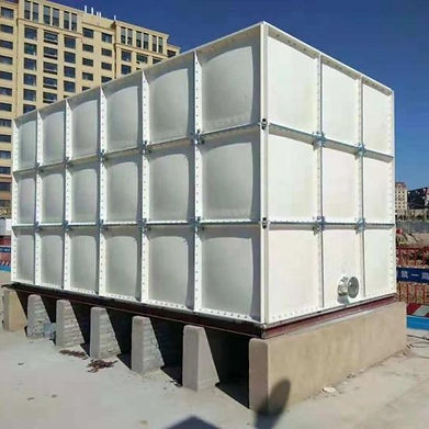 SMC-GRP-FRP-Panels-Water-Storage-Tank-wi