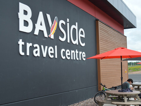 Commercial Application Spotlight: The Bayside Travel Centre