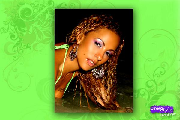 Delicia Cordon (Model)