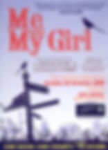 Me and My Girl poster