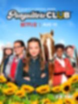 Ponysitters Club Netflix poster