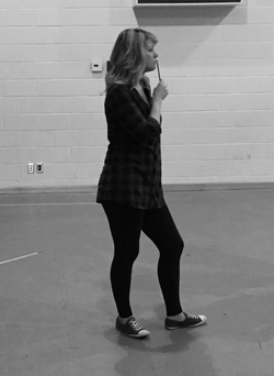 Deadmouse: The Musical - Rehearsals