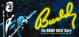 Buddy: The Buddy Holly Story logoogo
