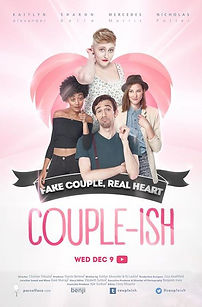 Couple-ish Web Series poster