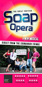 The Great British Soap Opera - A New Musical poster